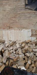 demolition cutting