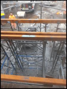 Balcony Removal